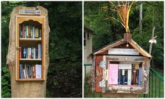 see - Little Free Library