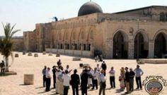 دعوات لإقامة طقوس الفصح العبري في المسجد الأقصى