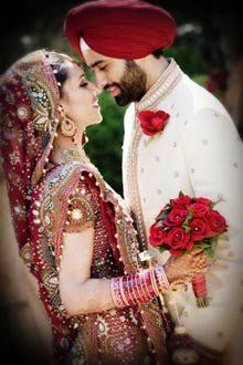 Desi Punjabi Wedding via http://rubyrideout.com/ ~ #Desi_Wedding Photography, USA