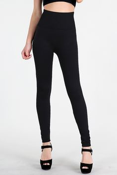 Nikibiki Highwaist Band Leggings