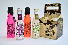 Fever Tree Tonic Water (Student Project) on Packaging of the World - Creative Package Design Gallery
