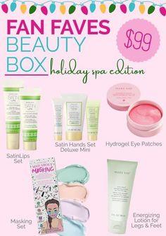 Mary Kay Satin Lips, 12 Days Of Xmas, Satin Hands, Mary Kay Cosmetics, Beauty Box, Skin Care, Boss Babe, Pretty Face, Holiday Gifts