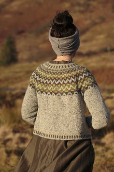 Ravelry: Còinneach by Kate Davies