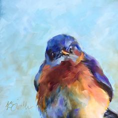 Art shop for Kim Smith Fine Art, based in Lancaster, Pa, featuring original paintings and printed works available for purchase Butterfly Acrylic Painting, Acrylic Art, Acrylic Paintings, Watercolor Paintings, Bird Artwork, Animal Paintings, Bird Paintings, Art Furniture, Fine Art Gallery