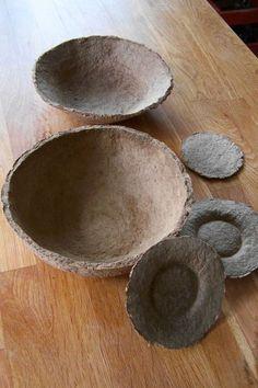 carton bouilli