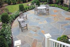 We are your top choice for flagstone & boulders supply in CT. We are your premium store for outdoor living & landscape products in CT. Backyard Patio Designs, Backyard Pergola, Backyard Landscaping, Patio Ideas, Backyard Ideas, Pergola Ideas, Courtyard Ideas, Porch Designs, Landscaping Design