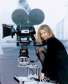 Barbra Streisand demonstrates the power of of an black ensemble. #StJohnKnits