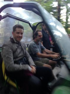 "Josh Dallas - Behind the scenes - 5 * 5 "" Dream Catcher"" - 26 August 2015"