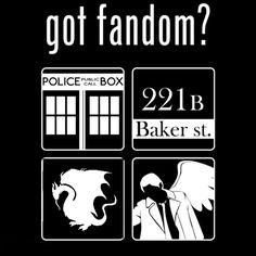 Got Fandom? Superwhomerlock by MegWolf32998.deviantart.com on @deviantART