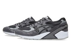 "Asics Gel Sight ""Stealth Camo"" - SneakerNews.com"