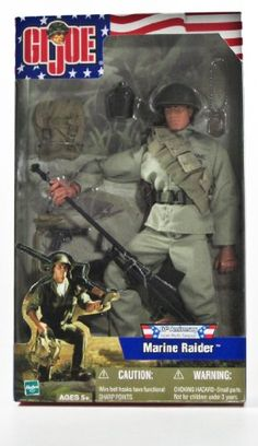 "GI Joe Marine Raider 12""Action Figure G. I. Joe http://www.amazon.com/dp/B00005Q4JD/ref=cm_sw_r_pi_dp_-vNwwb1F08MRW"