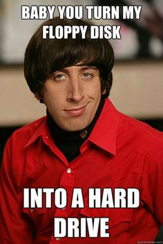 I believe this is why my mother said i can no longer watch the Big Bang Theory. .haha, still funny though.