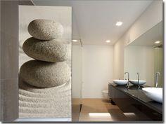 Sichtschutz Harmonie Steine