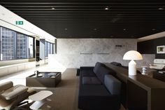 loby-office-interior-design.jpg (1200×800) // #bafco #bafcointeriors Visit www.bafco.com for more inspirations.