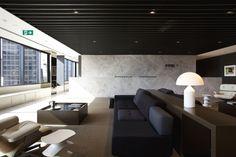 loby-office-interior-design.jpg (1200×800) // #bafco #bafcointeriors Visit www.bafco.com for more inspirations.
