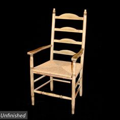 Summerhill Chair - Unfinished