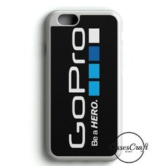 Gopro Go Pro Hero3 Helmet Hd Camera Sports Vide iPhone 6 Plus/6S PlusCase   casescraft