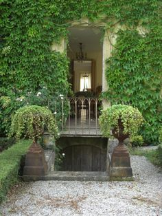 17th and 18th Century Normandy chateau, artfully restored and furnished by it's British Fashion Designer Owner.