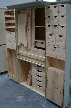 Craft Cupboard, Craft Cabinet, Sewing Cabinet, Craft Room Storage, Craft Organization, Bedroom Furniture, Diy Furniture, Sewing Room Furniture, Office Furniture