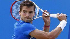 Grigor Dimitrov looks to break through