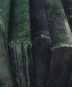 shades of green~ books