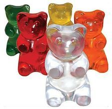 Vodka Liquor Gummy Bears!!!!