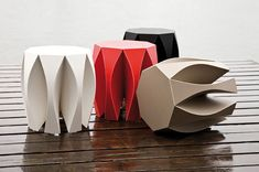 nook tables by Patrick Frey