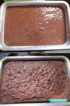 Brownie foi uma das primeiras sobremesas que aprendi a fazer, eu adoro e  todos os meus amigos e família sempre elogiam essa receita,...