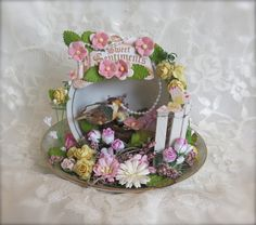 Another Altered Tea Cup - Scrapbook.com