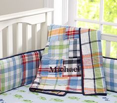 Madras Nursery Bedding From Pbk Already Purchased