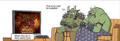 Orks World Of Warcraft, Peanuts Comics, Cool Stuff, Funny, Art, Art Background, Ha Ha, Kunst, Gcse Art