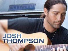 Josh Thompson - opened for Luke