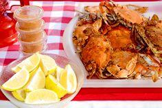 Spark & Chemistry - End of Summer Maryland Crabfeast!!