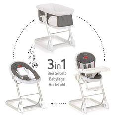 Schlaue Wiege: Babys dösen in automatisch wiegenden Babybetten mit weißem Rauschen friedlich ein – so haben auch die Eltern endlich wieder mehr Schlaf. (Suchanfragen für smarte Babywiegen +851 %)