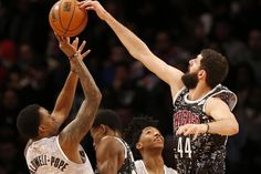 Mirotic Shows He Is a Rising Star