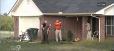 12-Year-Old Girl Shoots Home Intruder