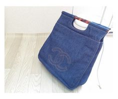 Chanel denim handbag www.hedyjp.com
