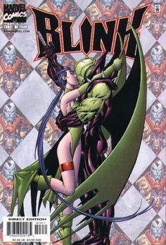 Blink #03//Adam Kubert/K/ Comic Art Community GALLERY OF COMIC ART