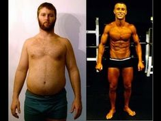 BE INSPIRED!!! It can be done. Awesome compilation of 60 Inspirational Male Body Transformations