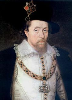 James I, House of Stuart, b.19 June 1566 d.27 March 1625, son of Henry Stuart & Mary, Queen of Scots. King of England 1603-1625. He was also James VI of Scotland.