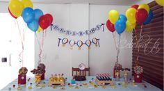 Celebratta - emoções em papel: Festa do balão!