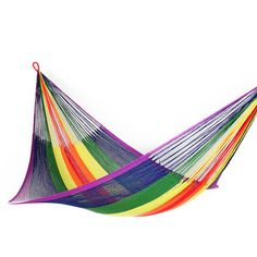 Rainbow Queen Hammock