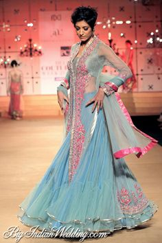 Ashima-Leena Delhi Couture Week 2012