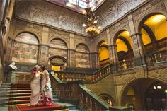 One of the most important days deserves a truly special setting, and the Sheffield Town Hall – a beautiful and unique Grade I listed building, consisting of . Sheffield Town Hall, Alternative Wedding Dresses, South Yorkshire, Listed Building, Wedding Breakfast, Reception Rooms, Wedding Sets, Big Day, Wedding Venues