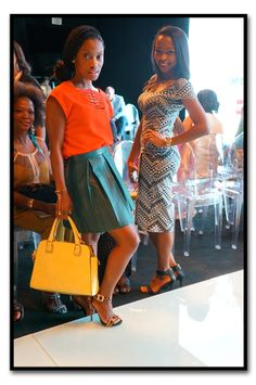 Momentos de moda por María León en Miami Fashion Week