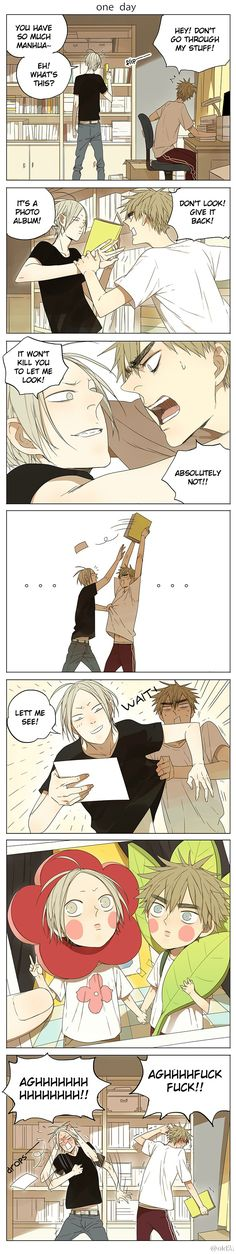 [Old Xian] 19 Days (update pg.92-104) [Eng] - Page 3 of 4 - My Reading Manga