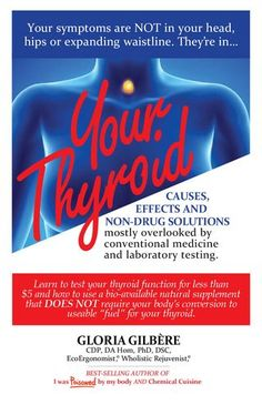 New THYROID BOOK Released - eBook & Paper Version