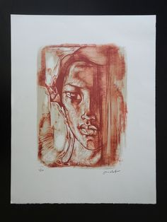 Lithographie Georges Oudot | eBay