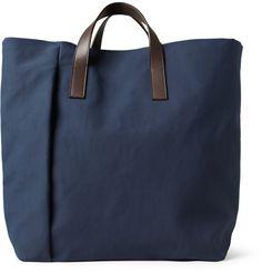 ff356d5b0 Marni coated canvas bag...for Seattle rain Luxury Bags, Mens Tote Bag
