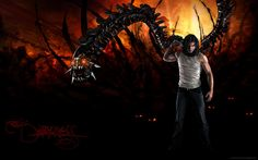 The Darkness Ii 2012 Game HD Desktop Wallpaper